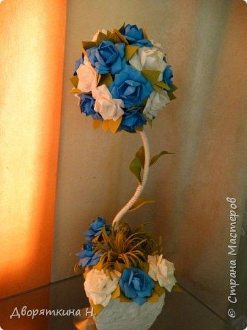 Свадебный топиарий. фото 2