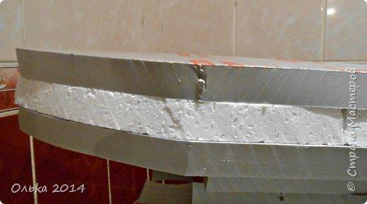 Доброго времечка, дорогие рукодельницы!!! В предыдущем блоге показала Вам свою флотилию, ну а сейчас хочу поведать Вам, как делала я яхту. Вдохновением моим явилась Юлия Махова  http://mamayulia.gallery.ru/watch?a=SFa-lFJ3   http://mamayulia.gallery.ru/watch?a=SFa-lRJl фото 17