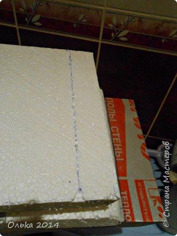 Доброго времечка, дорогие рукодельницы!!! В предыдущем блоге показала Вам свою флотилию, ну а сейчас хочу поведать Вам, как делала я яхту. Вдохновением моим явилась Юлия Махова  http://mamayulia.gallery.ru/watch?a=SFa-lFJ3   http://mamayulia.gallery.ru/watch?a=SFa-lRJl фото 14
