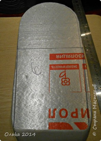 Доброго времечка, дорогие рукодельницы!!! В предыдущем блоге показала Вам свою флотилию, ну а сейчас хочу поведать Вам, как делала я яхту. Вдохновением моим явилась Юлия Махова  http://mamayulia.gallery.ru/watch?a=SFa-lFJ3   http://mamayulia.gallery.ru/watch?a=SFa-lRJl фото 21