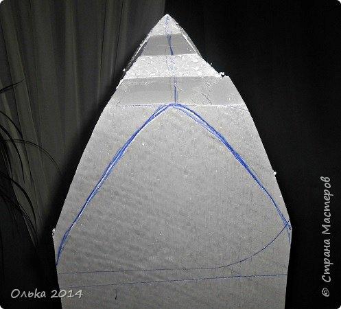 Доброго времечка, дорогие рукодельницы!!! В предыдущем блоге показала Вам свою флотилию, ну а сейчас хочу поведать Вам, как делала я яхту. Вдохновением моим явилась Юлия Махова  http://mamayulia.gallery.ru/watch?a=SFa-lFJ3   http://mamayulia.gallery.ru/watch?a=SFa-lRJl фото 33