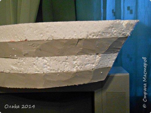 Доброго времечка, дорогие рукодельницы!!! В предыдущем блоге показала Вам свою флотилию, ну а сейчас хочу поведать Вам, как делала я яхту. Вдохновением моим явилась Юлия Махова  http://mamayulia.gallery.ru/watch?a=SFa-lFJ3   http://mamayulia.gallery.ru/watch?a=SFa-lRJl фото 35