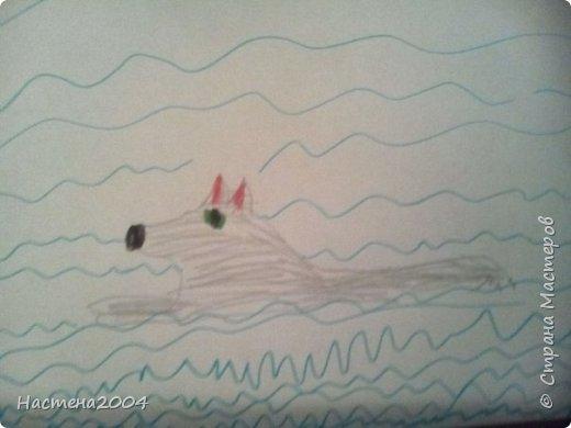 Кот из котов воителей Звездоцап. Все рисунки нарисованы карандашами и фломастерами. фото 11