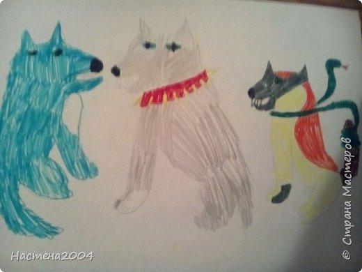 Кот из котов воителей Звездоцап. Все рисунки нарисованы карандашами и фломастерами. фото 16