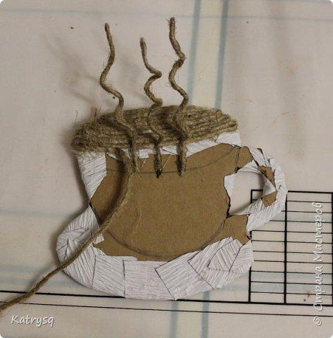 Доброго времени суток всем! Хочу показать, как я делала свои чашечки-магнитики, надеюсь, кому-нибудь это пригодится.  фото 12
