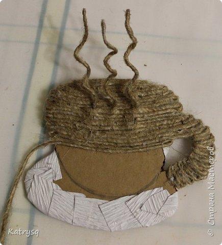 Доброго времени суток всем! Хочу показать, как я делала свои чашечки-магнитики, надеюсь, кому-нибудь это пригодится.  фото 13