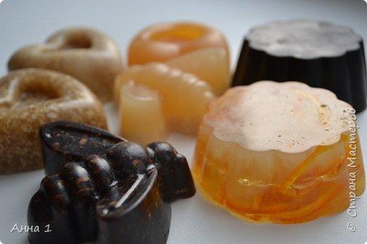 медовое мыло фото 2