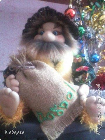 """Приветствую вас,гости мои!!!....Вот,такая """"троица""""забрела ко мне на огонёк!!!Под Новый год!!!))) фото 2"""