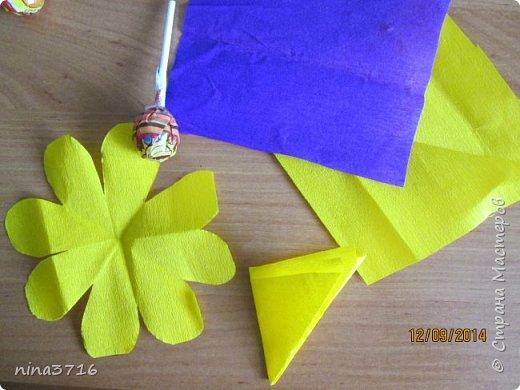 Конфетные букеты фото 2