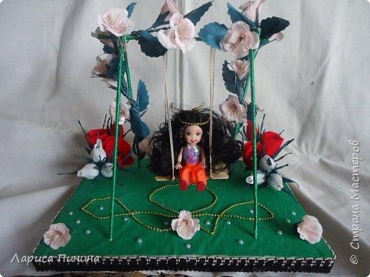 Качели в подарок племяннице  фото 1