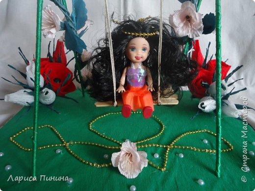 Качели в подарок племяннице  фото 2