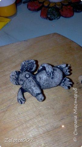 Мышки. Первые поделки. фото 1