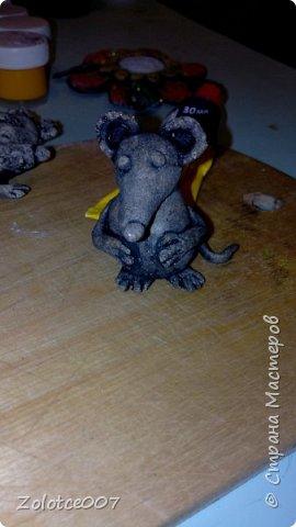 Мышки. Первые поделки. фото 2