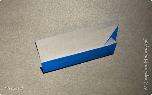 Сегодня я хочу поделиться тем, как я делала 6 пересекающихся пятиугольников, или Makalu (автор Robert J. Lang).  фото 9