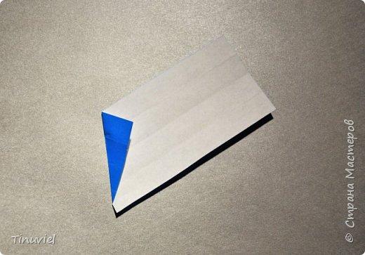 Сегодня я хочу поделиться тем, как я делала 6 пересекающихся пятиугольников, или Makalu (автор Robert J. Lang).  фото 7