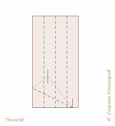 Сегодня я хочу поделиться тем, как я делала 6 пересекающихся пятиугольников, или Makalu (автор Robert J. Lang).  фото 6
