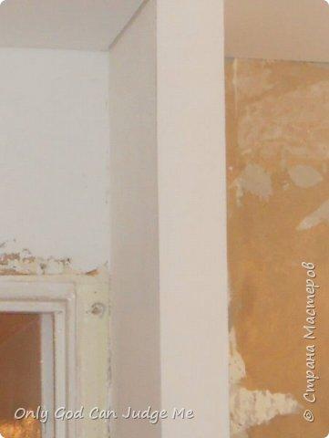 Пока я занимаюсь изготовлением  нового панно, не хочу что бы Вы заскучали. Поэтому (по Вашим просьбам) выкладываю продолжение ремонтного сериала ))) фото 11