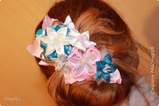 """""""Лето в волосах"""" для моей дочурки фото 2"""