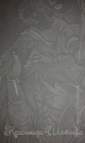 Икону в технике пергамано фото 4