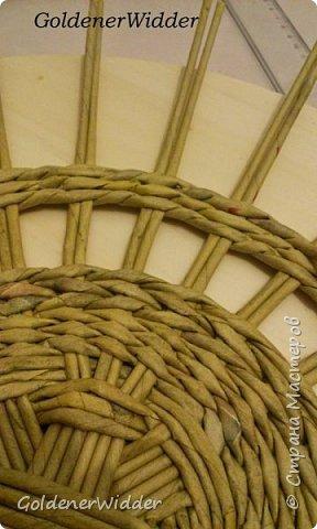 Поделка изделие 23 февраля Плетение Часы- якорь рабочие + небольшой рассказ о том как я их делала Бумага газетная Трубочки бумажные фото 36