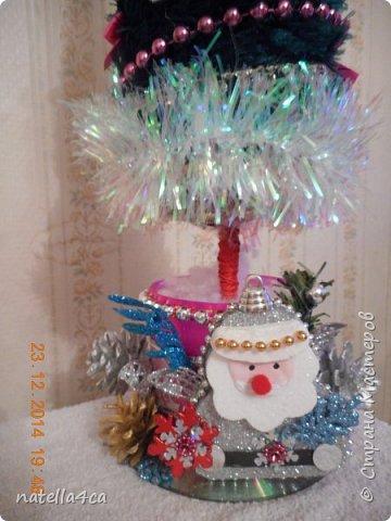 Новогодняя елочка,что может быть лучше на Новый год?А сделанная своими руками это вдвойне приятно!!! фото 10