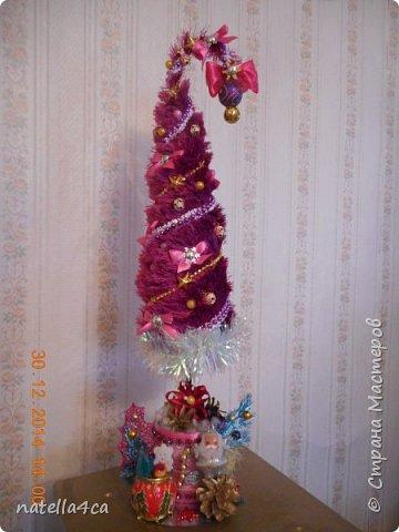Новогодняя елочка,что может быть лучше на Новый год?А сделанная своими руками это вдвойне приятно!!! фото 13