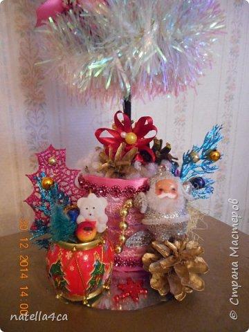 Новогодняя елочка,что может быть лучше на Новый год?А сделанная своими руками это вдвойне приятно!!! фото 14