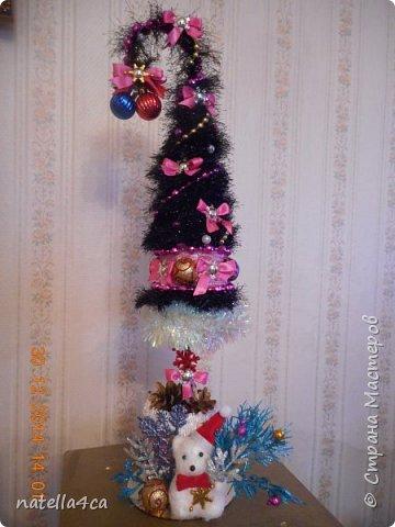 Новогодняя елочка,что может быть лучше на Новый год?А сделанная своими руками это вдвойне приятно!!! фото 15