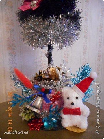 Новогодняя елочка,что может быть лучше на Новый год?А сделанная своими руками это вдвойне приятно!!! фото 18