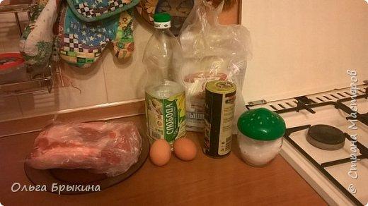 Всё, что необходимо для приготовления нашего блюда фото 1