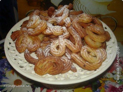Кулинария Рецепт кулинарный Чуррос — испанский десерт Продукты пищевые