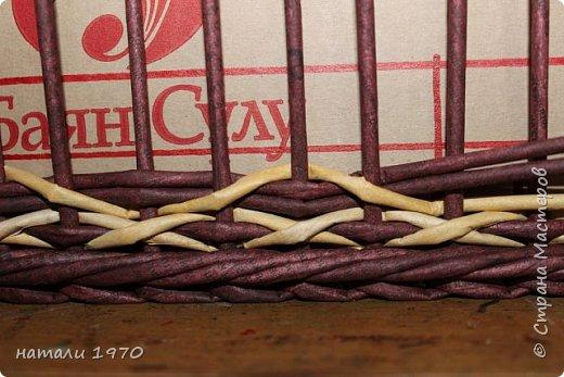 Мастер-класс Плетение накопилось + МК Трубочки бумажные фото 12