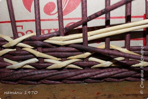 Мастер-класс Плетение накопилось + МК Трубочки бумажные фото 13