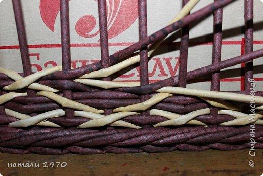 Мастер-класс Плетение накопилось + МК Трубочки бумажные фото 14