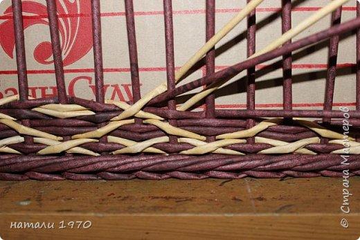 Мастер-класс Плетение накопилось + МК Трубочки бумажные фото 18