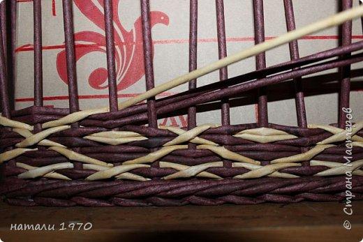 Мастер-класс Плетение накопилось + МК Трубочки бумажные фото 21