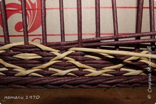 Мастер-класс Плетение накопилось + МК Трубочки бумажные фото 22