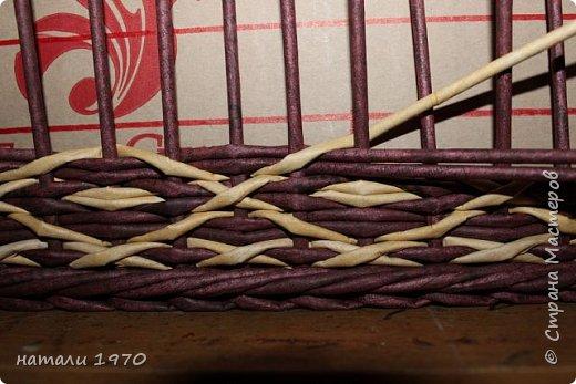 Мастер-класс Плетение накопилось + МК Трубочки бумажные фото 23