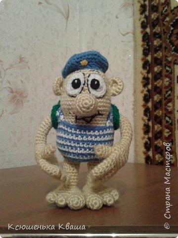 Куклы 23 февраля вязание крючком слава
