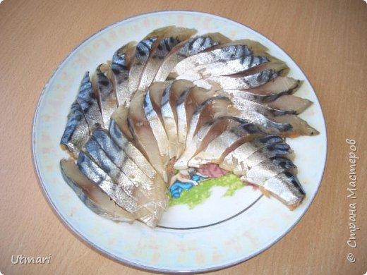 Кулинария Мастер-класс Рецепт кулинарный Скумбрия холодного копчения пряная Продукты пищевые фото 11