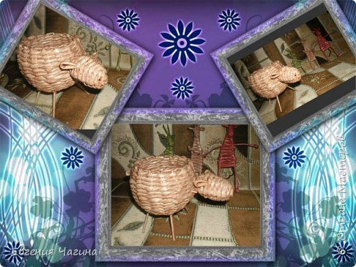 """Добрый день дорогие друзья. Вот несколько работ из новогодней """"коллекции"""")) Участвовала в предновогодней выставке выставке)) Овечка по МК Пустельги"""