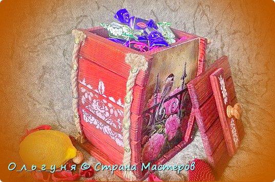 Короб для сладостей фото 5
