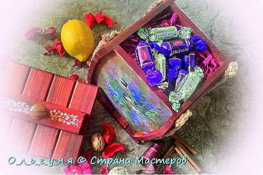 Короб для сладостей фото 4