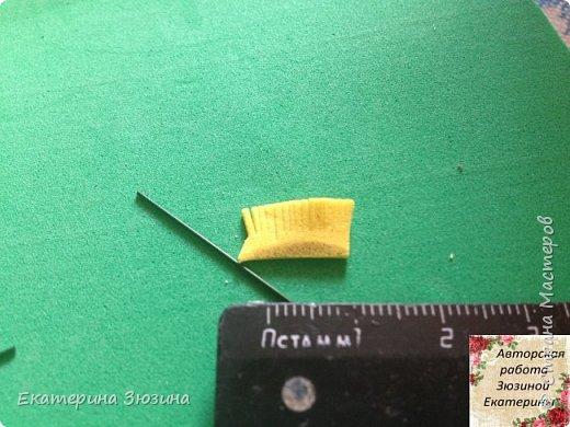 Здравствуйте, сегодня я вам расскажу как сделать Гиацинт из фоамирана. Это очень трудоемкая робота для терпеливых людей. Я хочу поделиться своим первым МК в СМ.Не судите строго, надеюсь вам будет все понятно)) фото 11