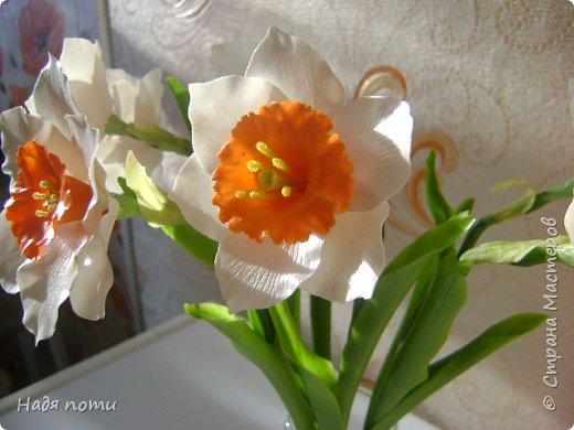 Захотелось слепить такие цветочки.Серединки конечно ярковаты,но в картинках нашла и такие. фото 4