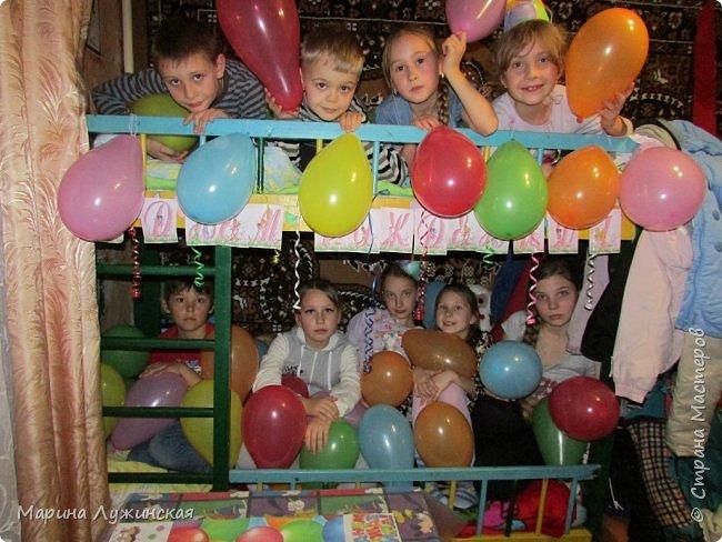 Конкурсы ко дню рождения командные