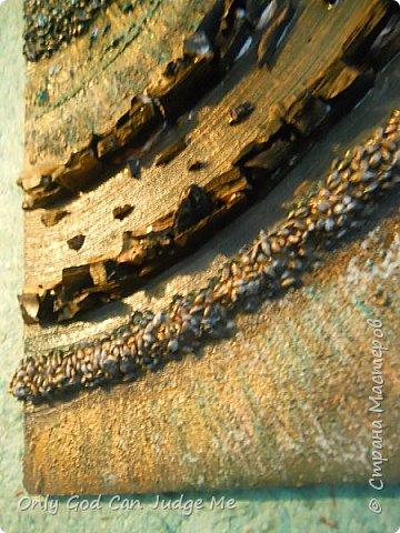 Картина панно рисунок Мастер-класс Рисование и живопись Диптих Шахтерское сердце Акварель Камень Клей Краска Материал природный фото 37