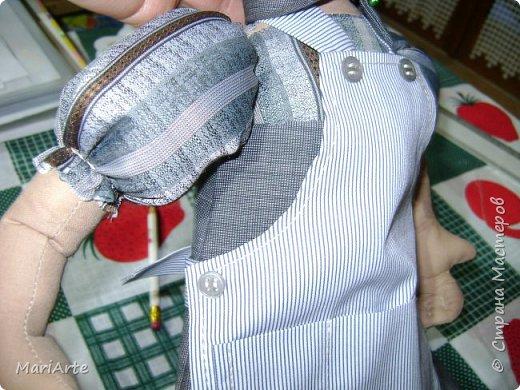 Дорогие мастерицы, давайте сошьем вот такого Повара!!! Ведь всегда приятно, когда мужчина трудится на кухне  ))))) фото 45