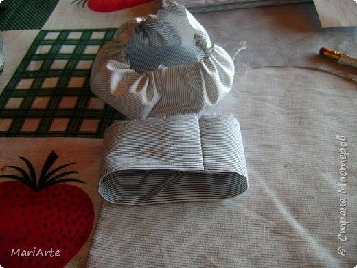 Дорогие мастерицы, давайте сошьем вот такого Повара!!! Ведь всегда приятно, когда мужчина трудится на кухне ))))) фото 60