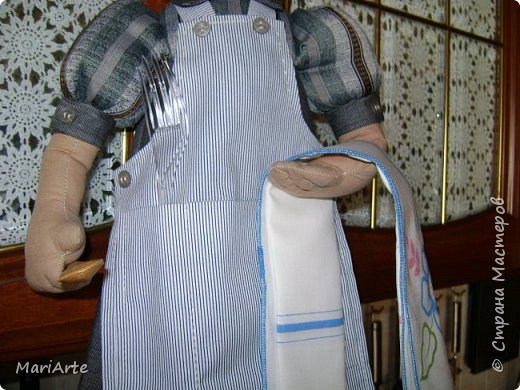 Дорогие мастерицы, давайте сошьем вот такого Повара!!! Ведь всегда приятно, когда мужчина трудится на кухне  ))))) фото 69